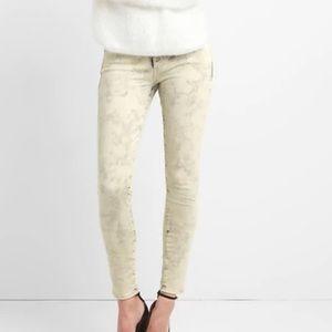 Gap true skinny 360 degree stretch jeans